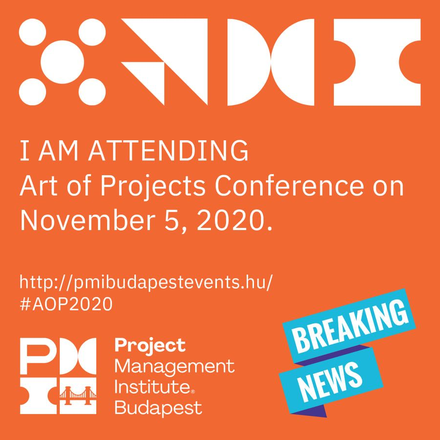 PMI Budapest, Hungarian Chapter Art of Projects Conference