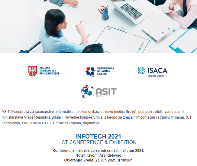 INFOTECH 2021 ICT Conference & Exhibition