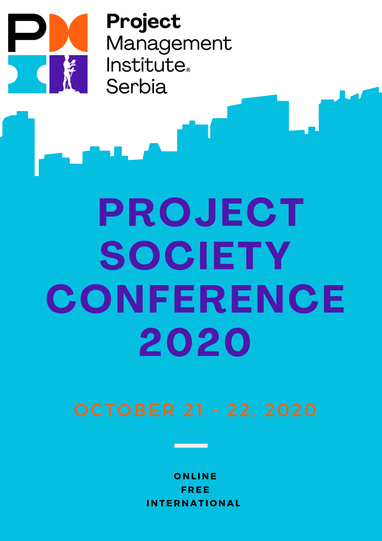Project Society Conference 2020 – application for presentation closes today!